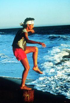 Ralph Macchio in The Karate Kid (1984)