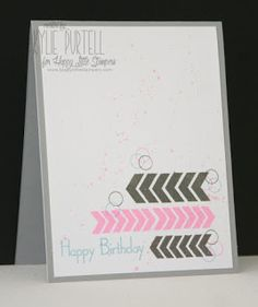 Happy Little Stampers - Mix Mash by Kylie Purtell