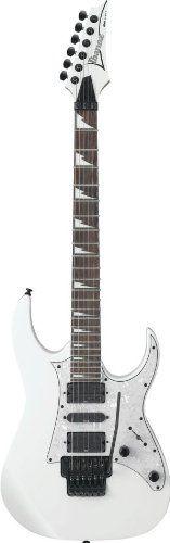 Ibanez RG Tremolo RG350DX Electric Guitar  White