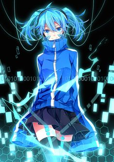 Kagerou Project | Mekaku City Actors - Enomoto (Ene) Takane