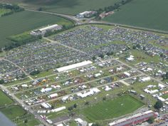 2012 Lincolnshire Show, in full flow!