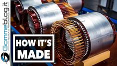 BMW Electric Drive HYPNOTIC VIDEO about HOW IT'S MADE BATTERY CELLS Prod...