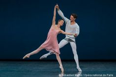 Leonore Boulac and Germain Louvet