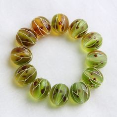 Hey, I found this really awesome Etsy listing at https://www.etsy.com/dk-en/listing/221629083/glass-lampwork-berries-beads-gooseberry