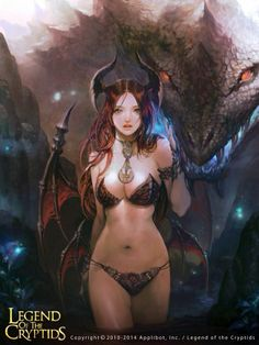 Artist: Unknown name aka nessi - Title: Legend Of Cryptids - Card: Unknown