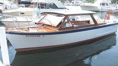 1966 Lyman 25 Hardtop/Cruisette
