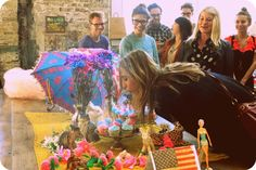 Bohemian Birthday Party Inspiration Details