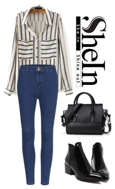 """SheIn $30 cupon contest"" by hungry-unicorn ❤ liked on Polyvore"