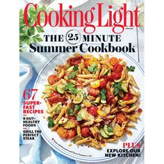 Cooking Light Subscription : Only $5 (reg. $12)  http://www.mybargainbuddy.com/cooking-light-subscription-5
