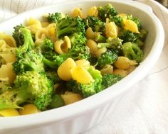 but yes...i do eat potatoes: Vegan Baked Broccoli Pasta in Avocado Cream Sauce: