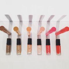Perfect match! #Yvesrocherbelgium Glossy Lip Pen + Nailpolish