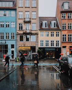 The Budget Guide to Copenhagen, Denmark Places Around The World, Oh The Places You'll Go, Places To Travel, Around The Worlds, Mykonos, Santorini, Road Trip France, Odense, Copenhagen Denmark