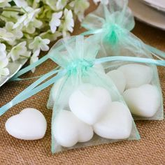 Wedding Favor... Mini Soaps