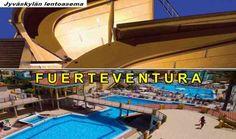 Jyväskylästä Fuerteventuralle