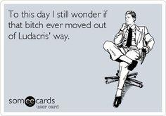hahahahahahahahahaha...i do wonder...