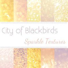 City of Blackbirds | Free Sparkle Texture Download