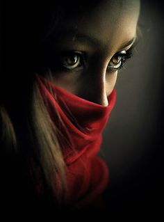I speak in red