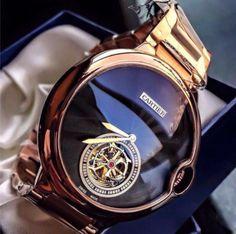 Relojes que necesito aunque me tarde años descifrando la hora