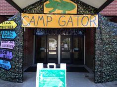 River Springs Elementary decides to name their school Camp Gator in honor of Camp High Five!