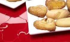 Riquísima receta de galletas de pasta quebrada de Eva Arguiñano.