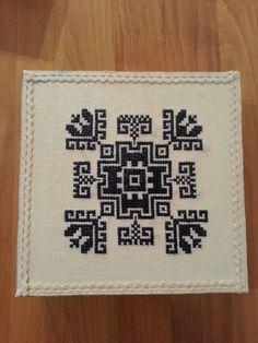 Republika Srpska, Cross Stitch Cushion, Blue Cross, Persian Carpet, Pyrography, Romania, Rugs On Carpet, Wool Rug, Cross Stitch Patterns