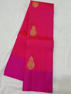 ideas wedding dresses satin silky for 2019 Simple Sarees, Trendy Sarees, Fancy Sarees, Kanchi Organza Sarees, Kanchipuram Saree, Bengali Saree, Indian Sarees, Pure Silk Sarees, Cotton Saree