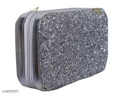 Clutches Stylish Imported Women's Clutches Material: Synthetic Pattern: Embellished Multipack: 1 Sizes:  Free Size (Length Size: 8 in Width Size: 1 in)  Country of Origin: India Sizes Available: Free Size *Proof of Safe Delivery! Click to know on Safety Standards of Delivery Partners- https://ltl.sh/y_nZrAV3  Catalog Rating: ★4.1 (3565)  Catalog Name: Fancy Trendy Women Clutches CatalogID_1097572 C73-SC1078 Code: 103-6875737-