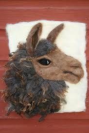 felt llama - Google Search
