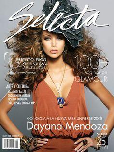Dayana Mendoza, Miss Universe 2008. #DayanaMendoza #MissUniverse #MissUniverso #MissUniverse2008 #MissUniverso2008 #MissVenezuela