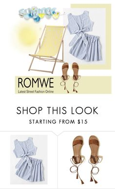 """ROMWE"" by elizaaa-i ❤ liked on Polyvore featuring Hollister Co."