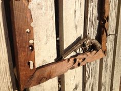 Bullet Holed Frame Rustic Home Decor Reclaimed by MenasRusticDecor, $28.00