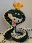 Мобильный LiveInternet Змейка Королева Марго крючком | ЛИЛИЯ_КИРТОАКЭ - Дневник ЛИЛИЯ_КИРТОАКЭ |