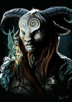 Pan's Labyrinth by ~oOAnniOo