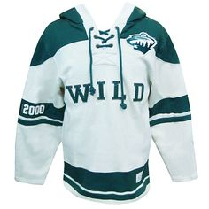 Get your MN Wild St. Patrick's Day gear at the Hockey Lodge! #green