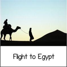 Flight to Egypt - Matthew 2:13-23 (Y1-20)