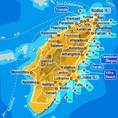 """L' ile de rodes en Grece est assez grande pour qu'on puisse visiter Rhodes en voiture . Que visiter à Rhodes en Grece ? Justement plein de choses. Prenez votre """" Rhodes grece routard """" si vous voulez mais vous ferez…"""