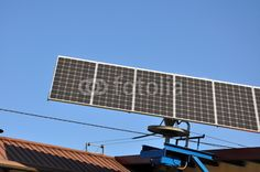 Solaranlagen Solar Panels, Outdoor Decor, Home Decor, Pictures, Solar Installation, Sun Panels, Decoration Home, Solar Power Panels, Room Decor