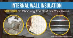 choosing the proper thickness of the insulation board can have a huge impact on the living space of a home. It is important to consider the insulation thickness carefully. A good insulation board will be closely fitted to the internal surface of each wall, a layer of vapor makes sure no air can penetrate the insulation