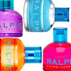 Ralph Lauren perfume collection. They aren't too strong, but still have a sweet and lovely scent.