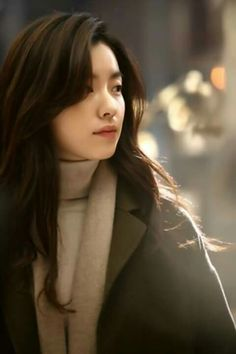 ♡ Han Hyo Joo ♡ she looks really like first love
