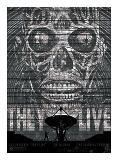 They Live - movie poster