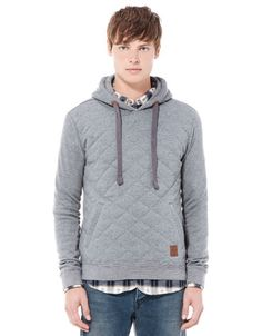 Bershka Romania - Quilted terry jumper
