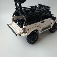Ford Bronco 2020 - Bricksafe
