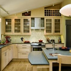 1000 Images About Kitchen Sloped Ceiling Solutions On