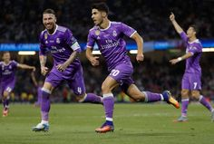 Juventus - Real Madrid | 1-4 Asensio