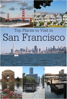 Top Places to Visit in San Francisco. The same spots keeping popping up on our to see list when visit Oracle Open World. Here's our favorites to check out in San Francisco, California. San Francisco Bay, San Francisco Travel, San Diego, Oh The Places You'll Go, Places To Travel, Places To Visit, Pacific Coast Highway, Dream Vacations, Vacation Spots