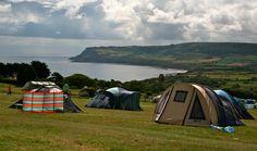 Guardian top 10 UK campsites