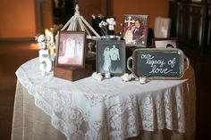 ways to remember loved ones at wedding | Remembering Lost Loved Ones On Your Wedding Day | behindthebliss