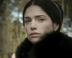 Janet Montgomery as Mary Sibley in Salem.