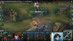 Rush's Day 4 Game VOD Reviews https://www.youtube.com/watch?v=BtpMARr8xhg&list=PL7GMlzL57YbzgHQfjwcUrzW8ubcrO3jpq #games #LeagueOfLegends #esports #lol #riot #Worlds #gaming